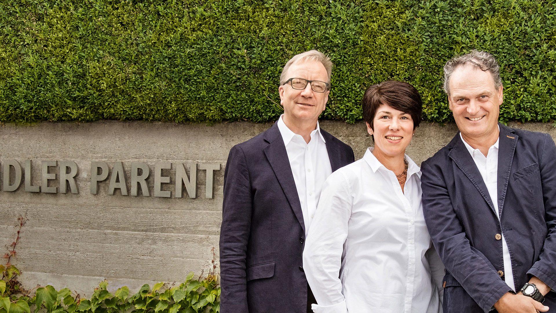 Robert Schenk verstärkt Schindler Parent