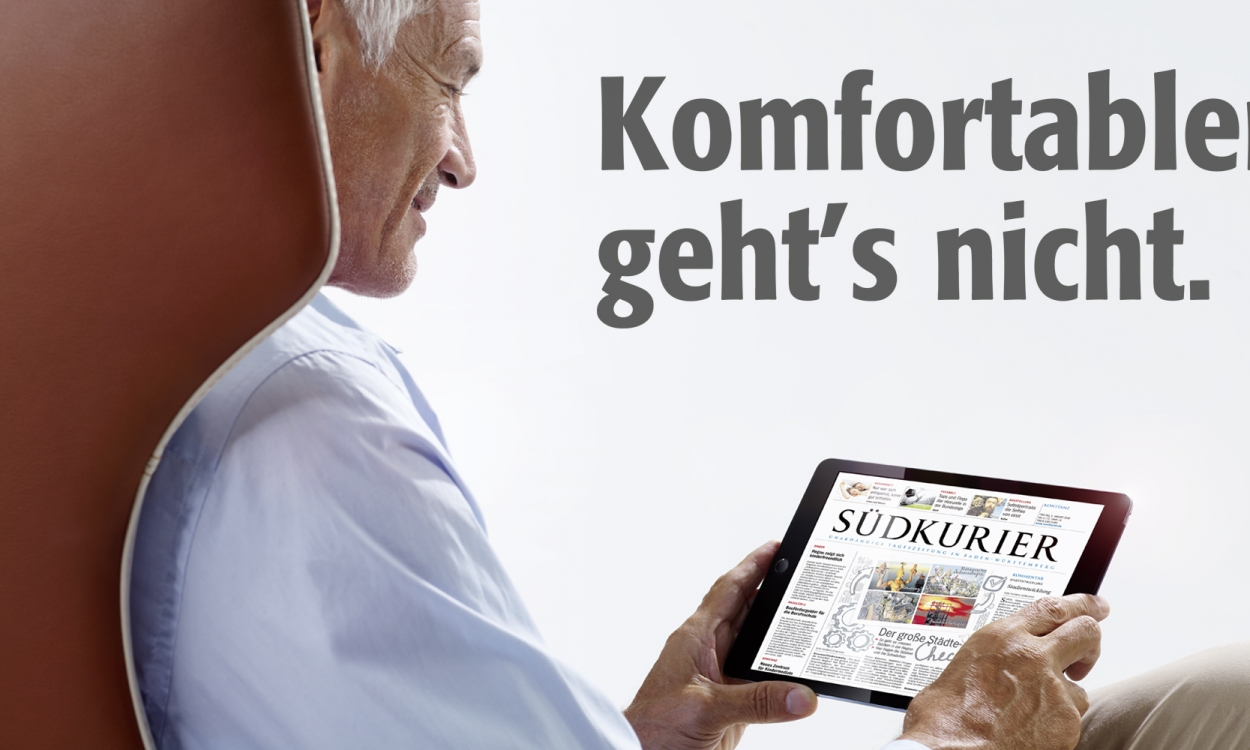 Südkurier Digitalkampagne- Schindler Parent